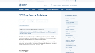 FEMA funds