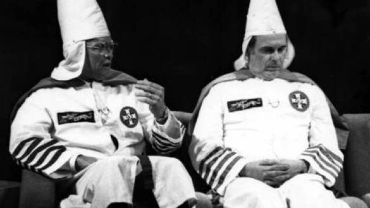 PHOTOS: The Ku Klux Klan in Indiana