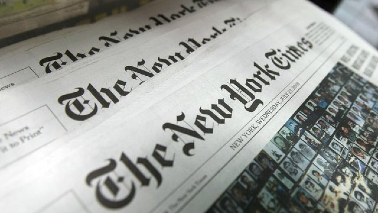 The story behind the New York Times' anonymous op-ed blasting Trump