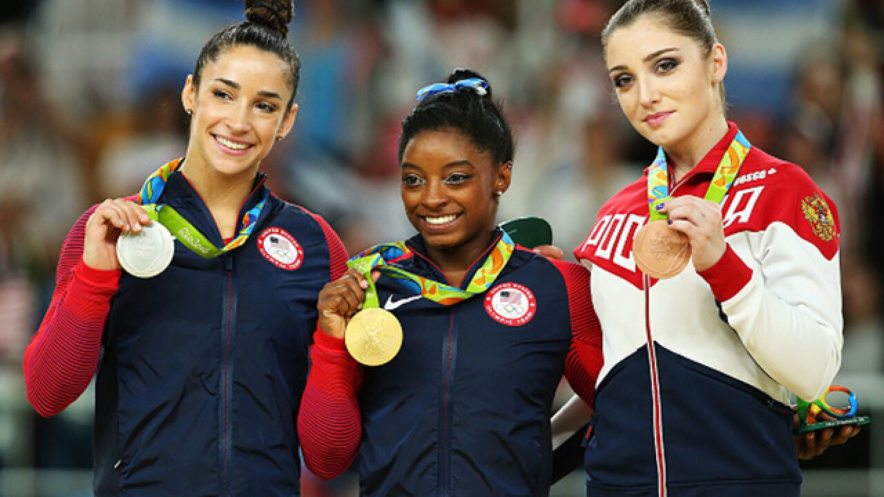 Rio: Women's Gymnastics All-Around Competition