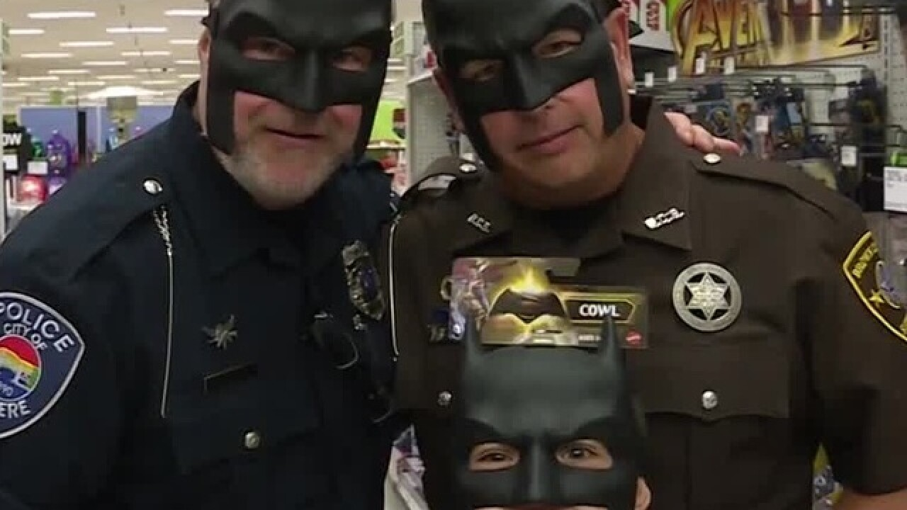 Shop with a Cop program in need of donations