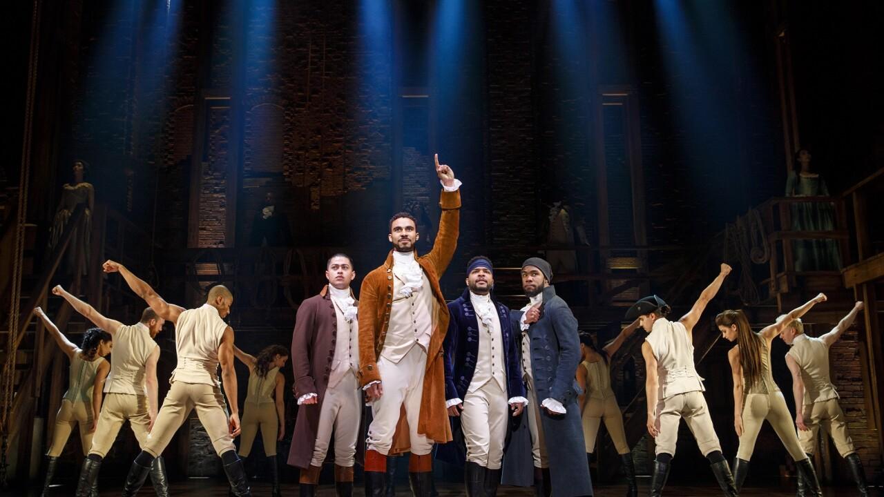 Broadway In Richmond presentsHAMILTON!