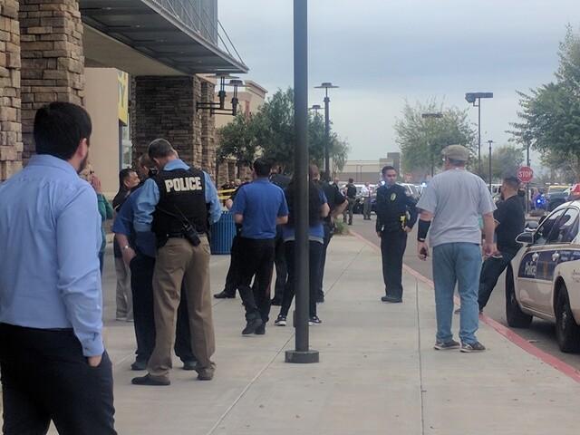 Best Buy shooting in Avondale: 2 shot, 1 in custody