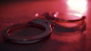 Handcuffs generic arrested