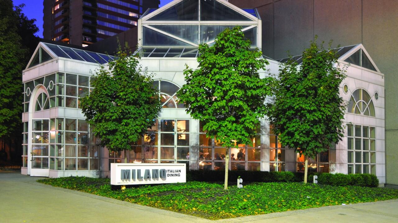 Milano Italian Dining Crown Center
