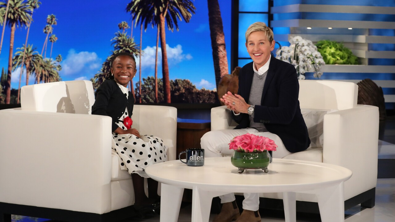 "Chesapeake girl featured on ""The Ellen DeGeneres Show"" after viral singing video"