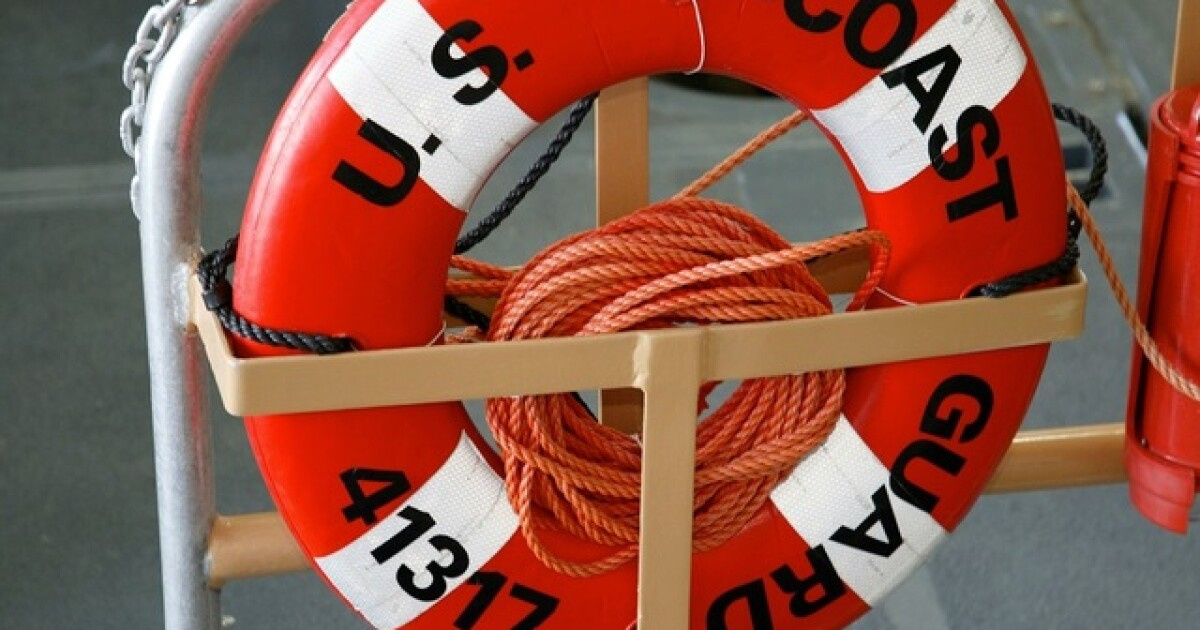 Coast Guard rescues four boaters from Herring Bay