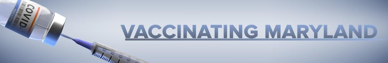 Vaccinating Maryland 2