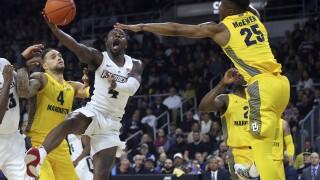 aptopix Marquette Providence Basketball