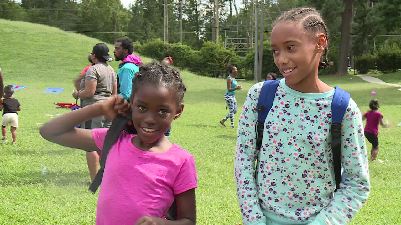 How Richmonders are helping kids get 'ready to learn' as school yearnears