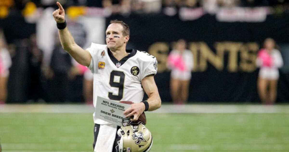 Drew Brees Wife Pledge 5 Million To State During Covid 19 Outbreak