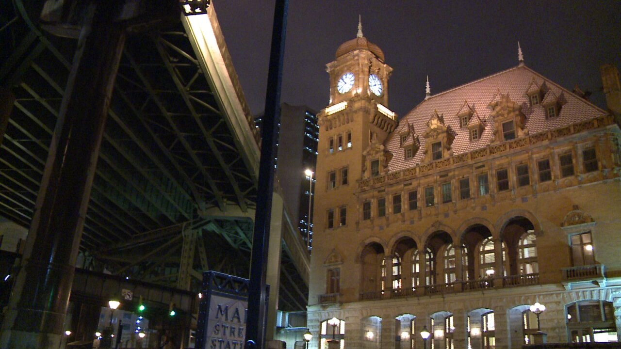 HOLMBERG: Main Street Station, through 'Hell and High Water,' wins nationalrecognition