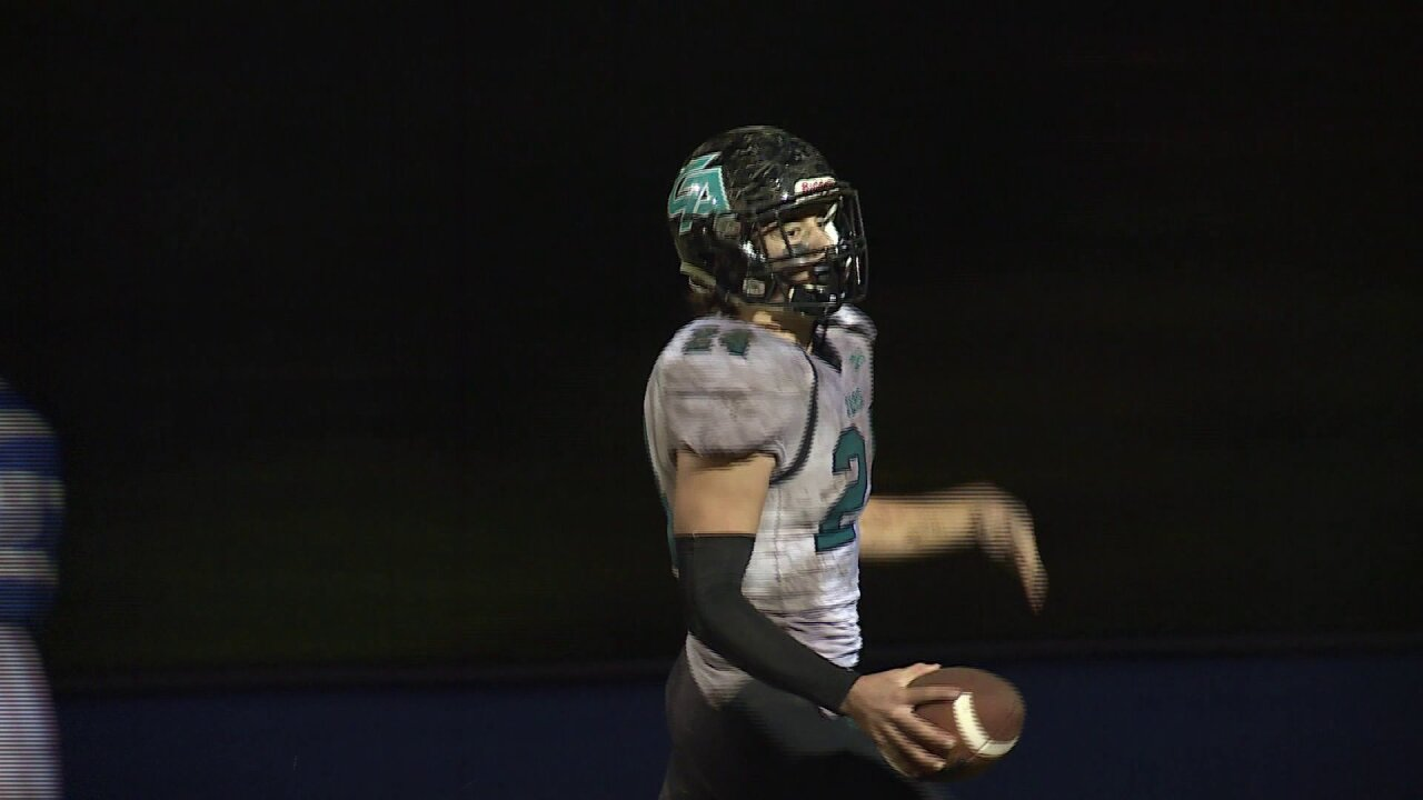 Glen Allen scores first ever playoff win against Atlee