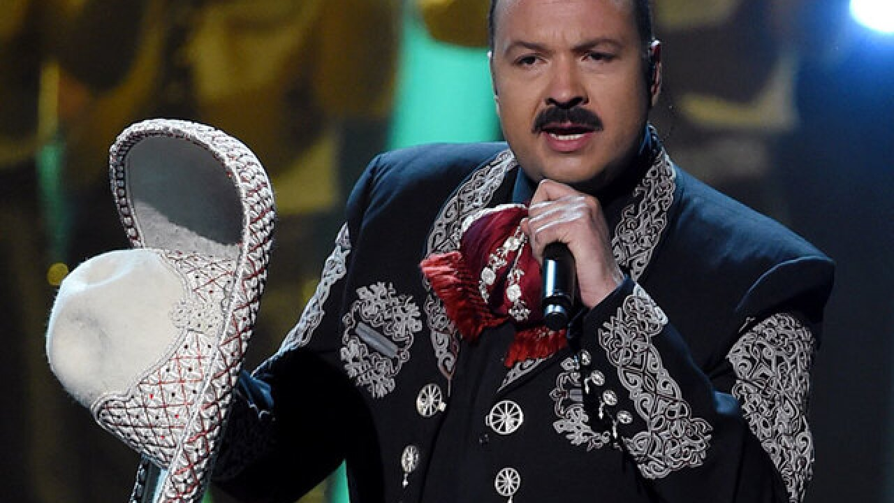 Dog of Grammy-winning star Pepe Aguilar dies at LAX