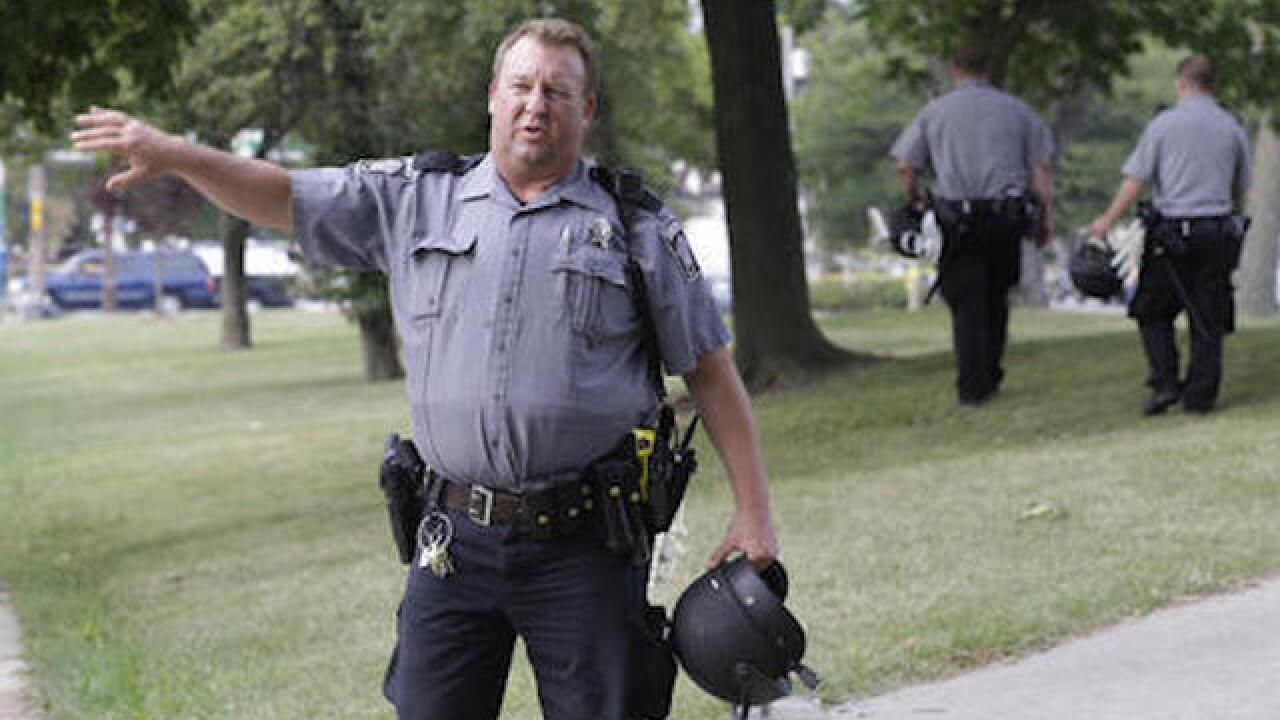 Milwaukee police chief surprised by violence