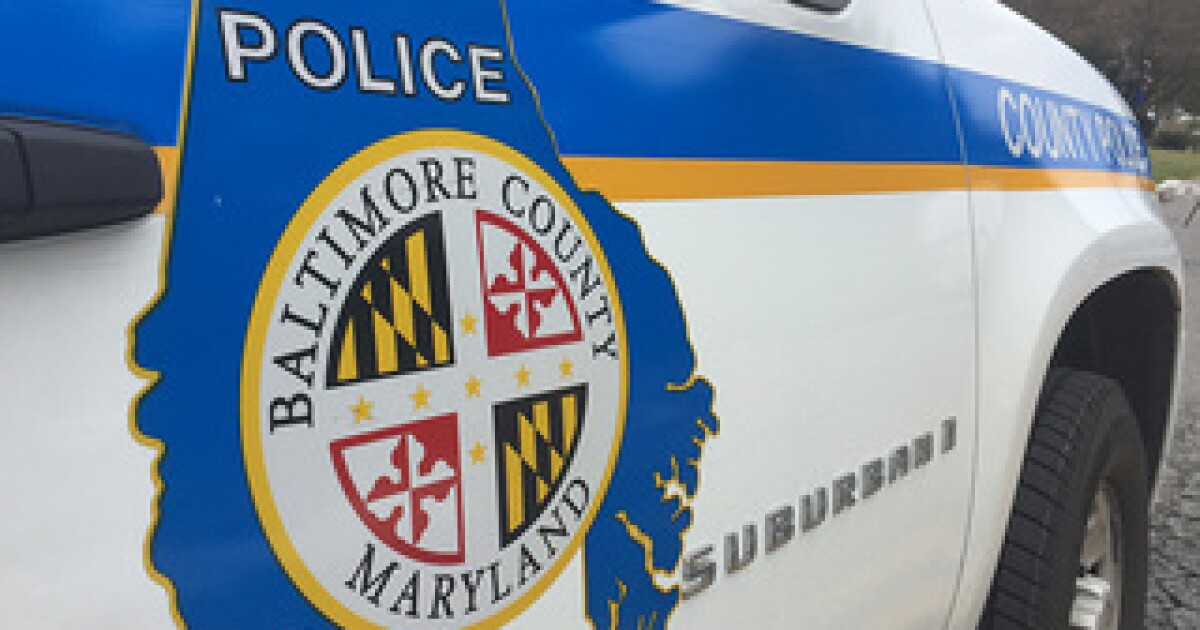 Baltimore County Police responding to a Dundalk shooting