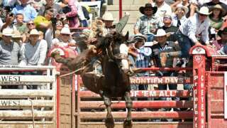 Brody Cress makes history at Frontier Days; final results