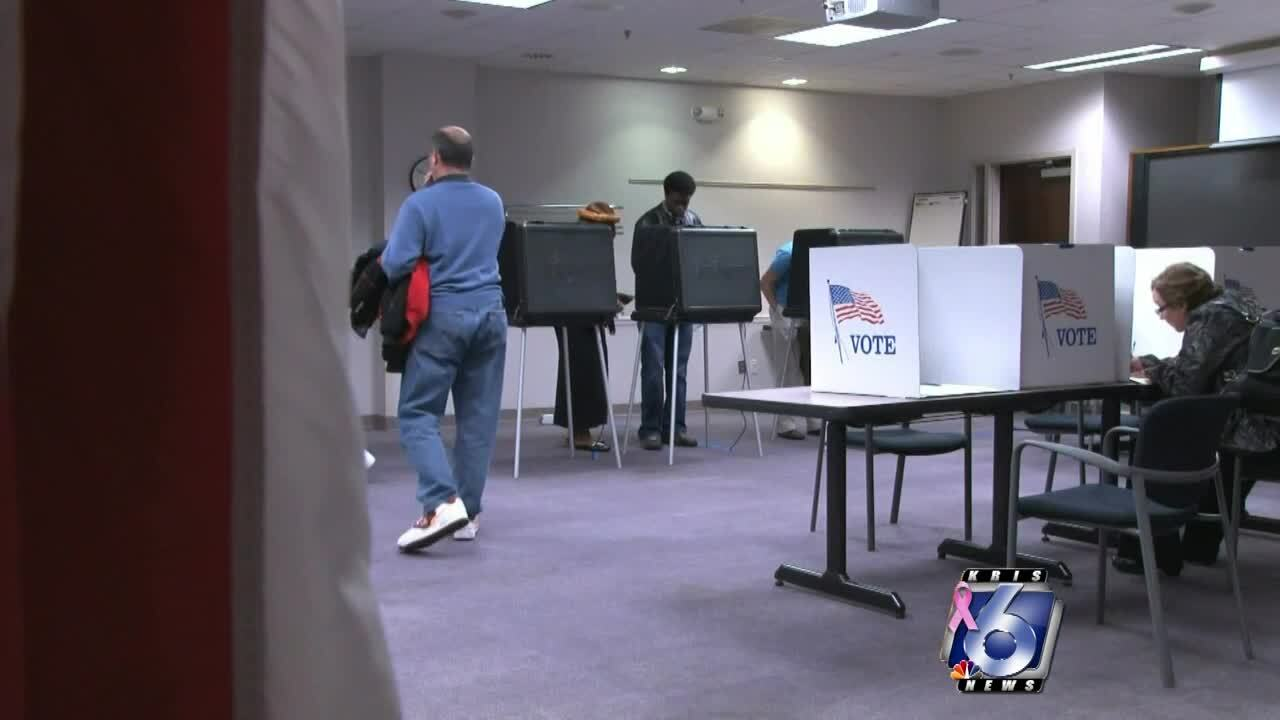Balloting mix-up for Nueces County Emergency Services District 2 election