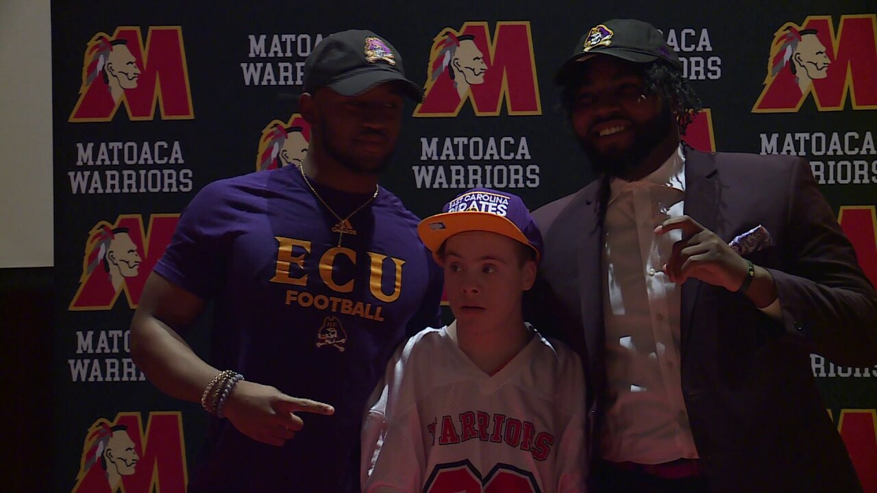 Richmond-area student athletes make it official on National Signing Day2019