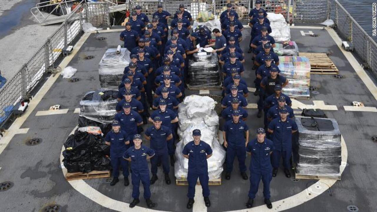 If Coast Guard members are killed during shutdown, their families won't get benefits