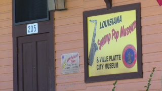 Ville Platte Swamp Pop museum.PNG
