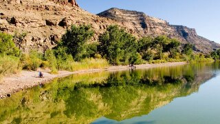 Colo. River peaks early, is at record low levels