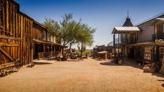 Ghost towns for sale in the US