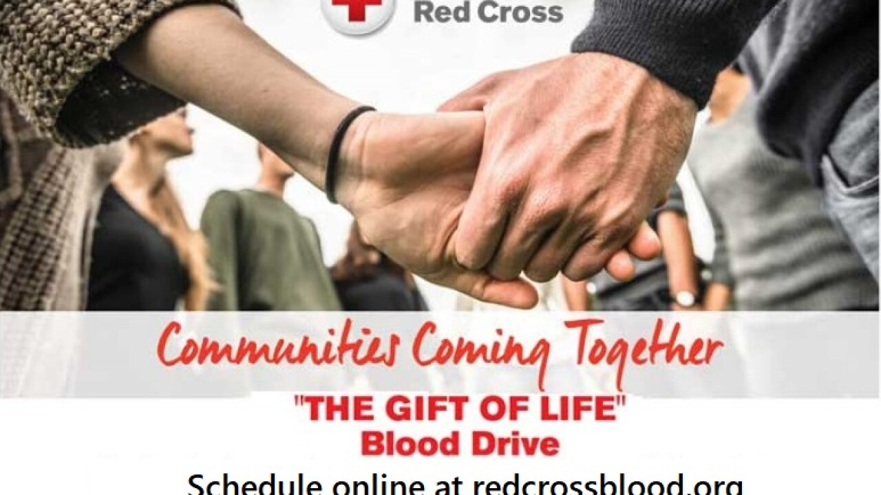 Ford Idaho Center hosts the Gift of Life Blood Drive