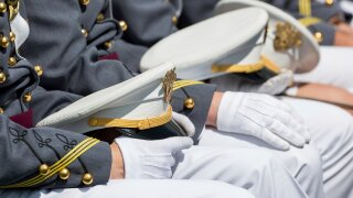 A West Point cadet is missing along with an M4 rifle, military academy says