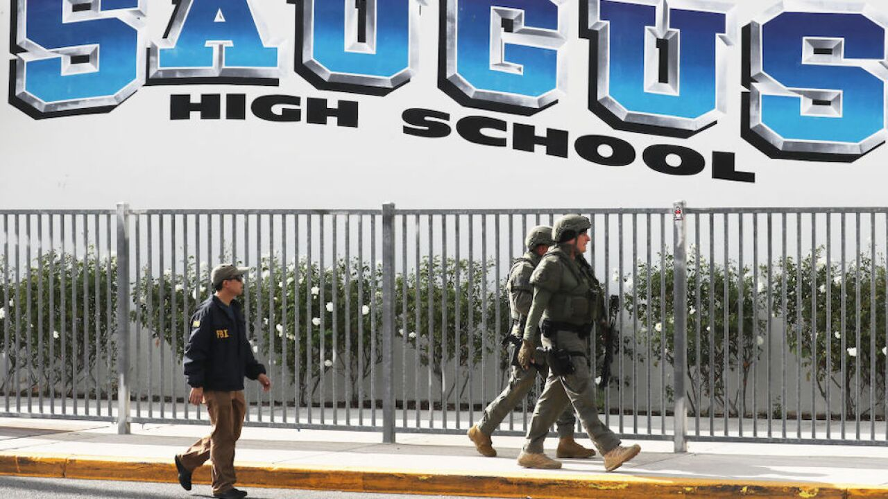 Police officials continue investigation into shooting at California high school that killed 2