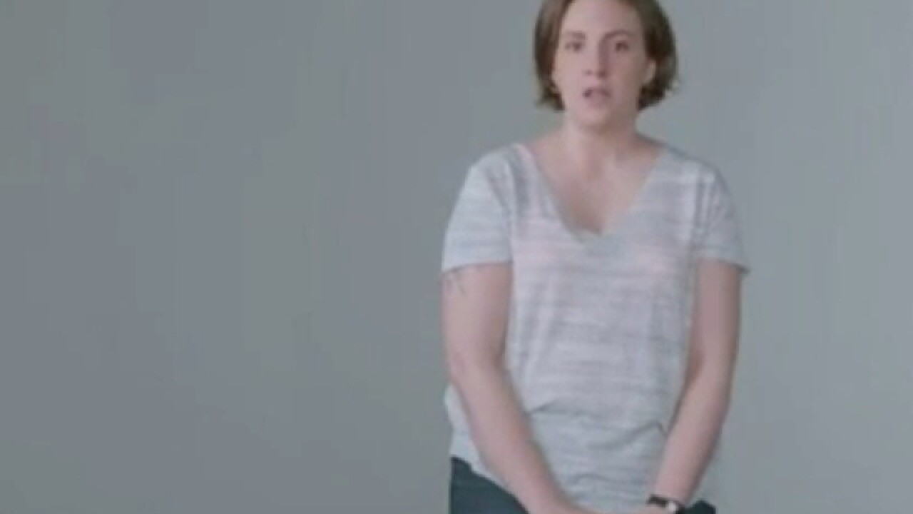 'Girls' cast debuts anti-rape PSA