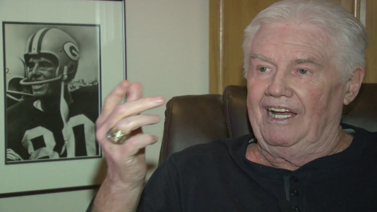 Packers Bob Long remembers Super Bowl I