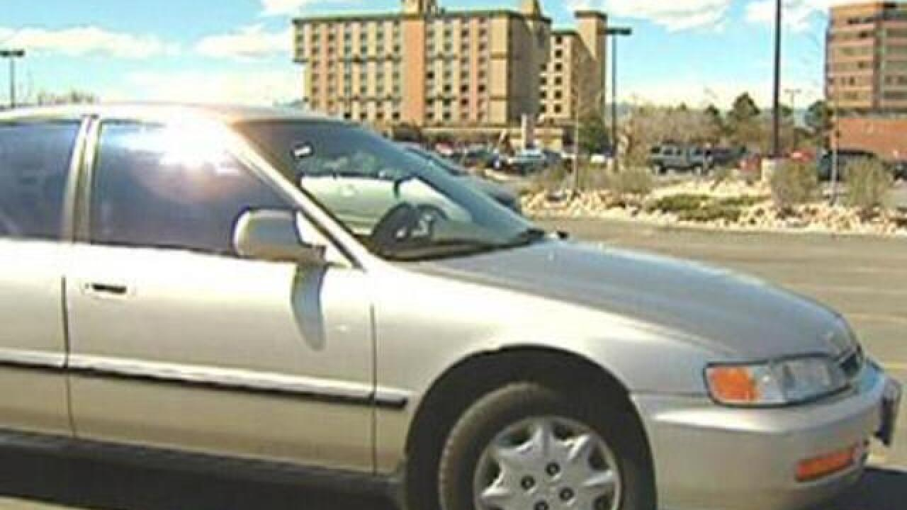 Top 10 stolen vehicles in Colorado