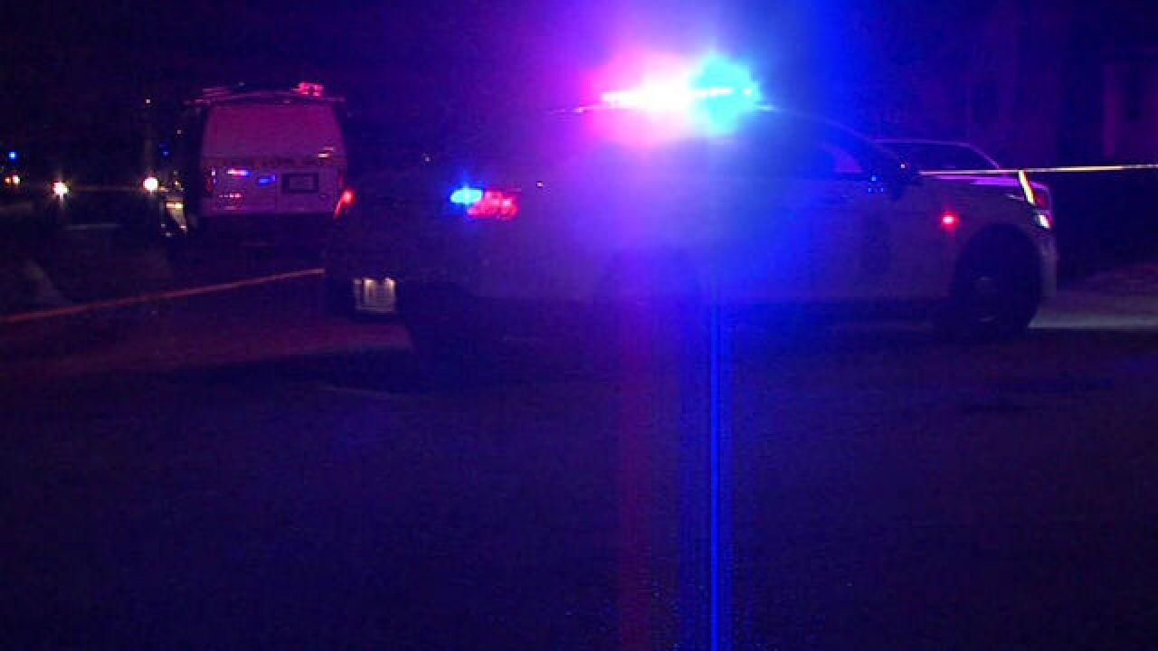 Person shot to death in car on Indy's NE side