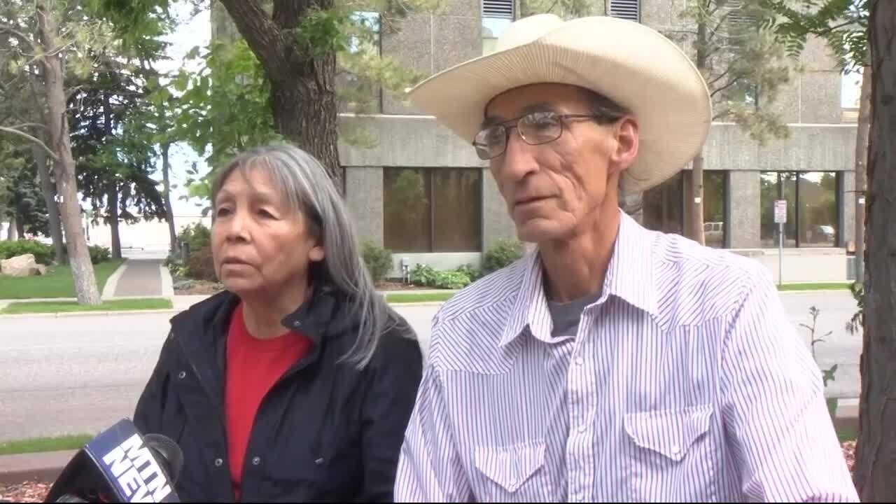 Family of slain Crow man talks next steps after settling FBI lawsuit