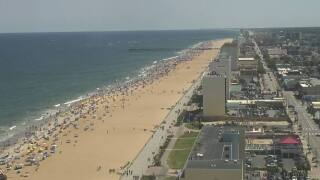 Power restored along Virginia Beach Oceanfront