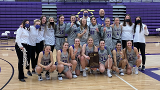 Carroll College women win third Frontier Conference tournament in 4 years