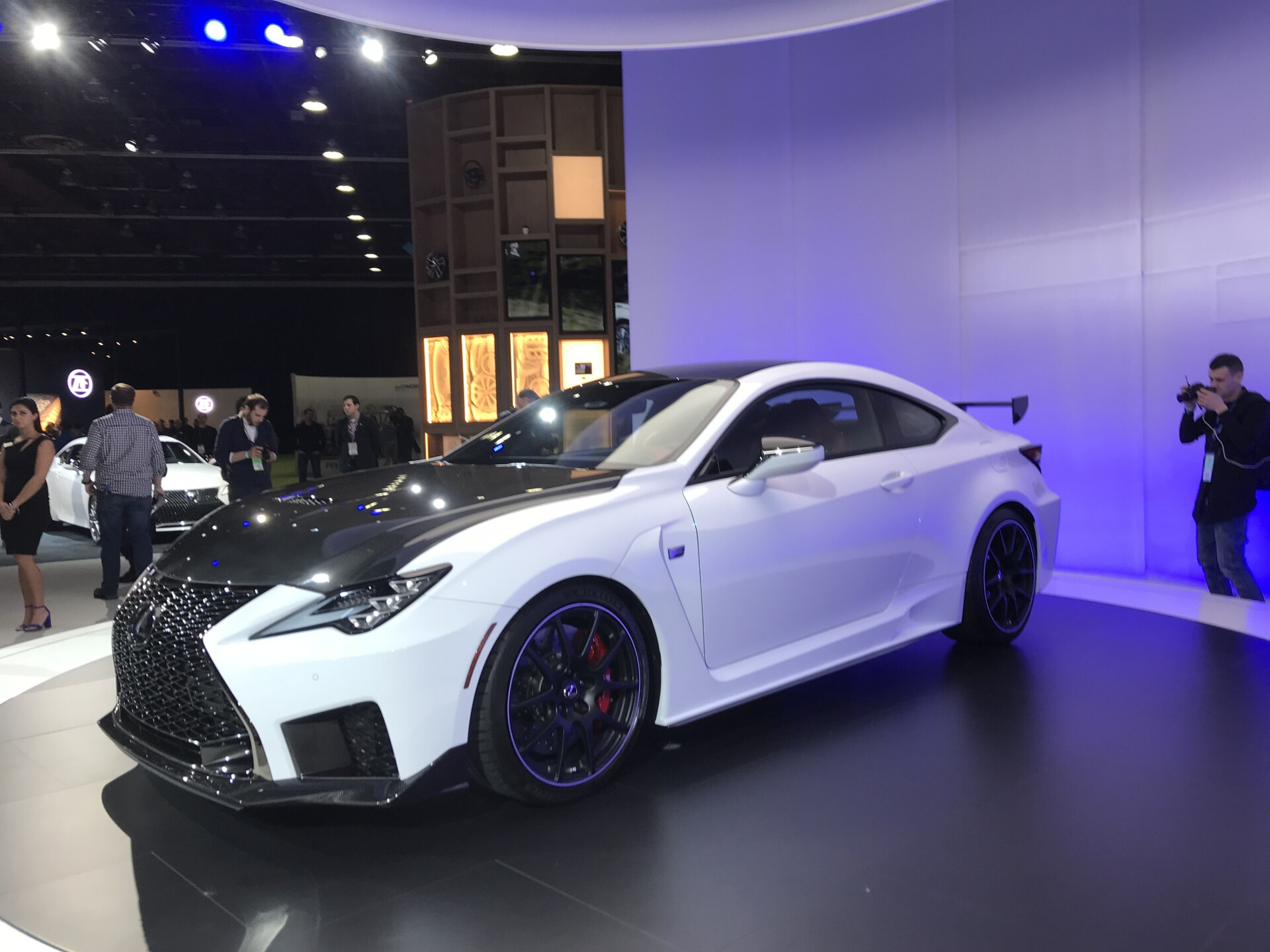 International Auto Show >> Photo Gallery Luxury Vehicles At The 2019 North American