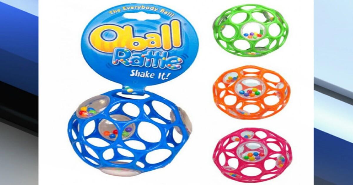 Blue by Kids II Oball O-links
