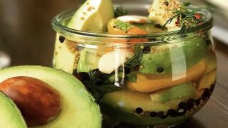 You Can Pickle Avocados To Keep Them From Turning Brown—and They Make A Tasty Snack