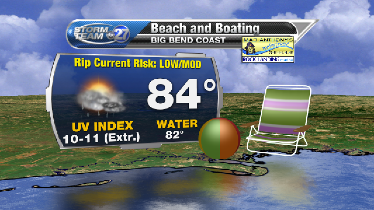 Beach and Boating forecast B (05/22/2017)