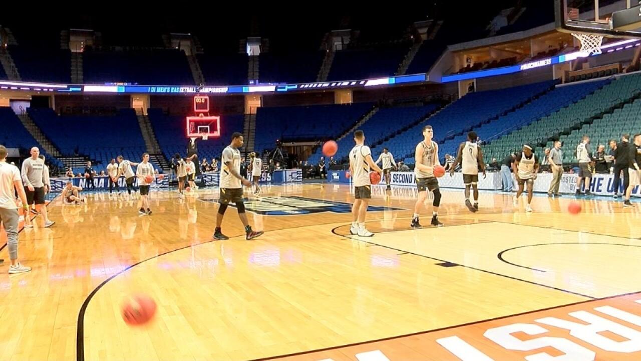 NKU in NCAA Tournament in Tulsa