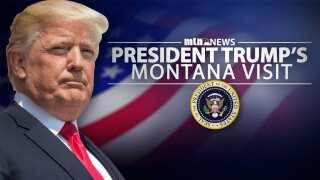 President Trump in Missoula (livestream)