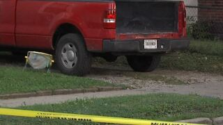 Indiana infant dies after being struck by truck in driveway