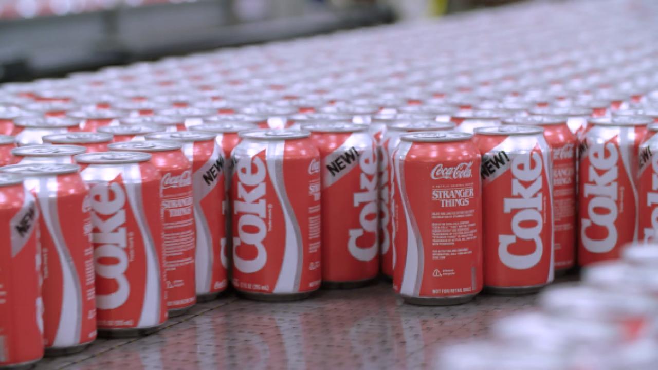 Coca-Cola formula