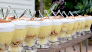Banana Pudding Meets Rum In This Banana Pudding Shots Recipe