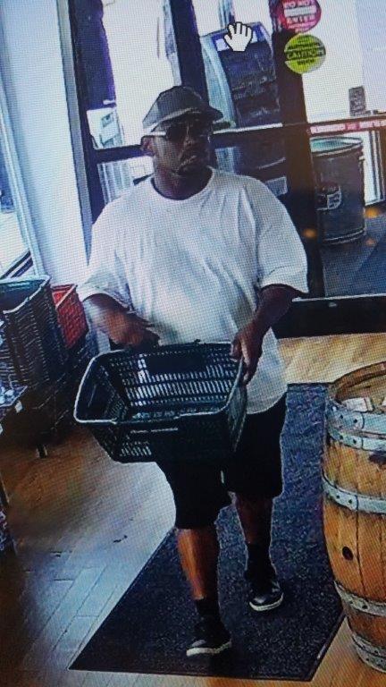 Frugal MacDoogal Theft Suspect 1