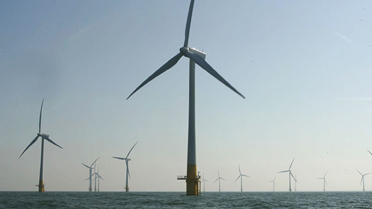 Giant turbines could appear in Lake Erie