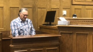 Stevensville man who killed 2 people sentenced to life in prison