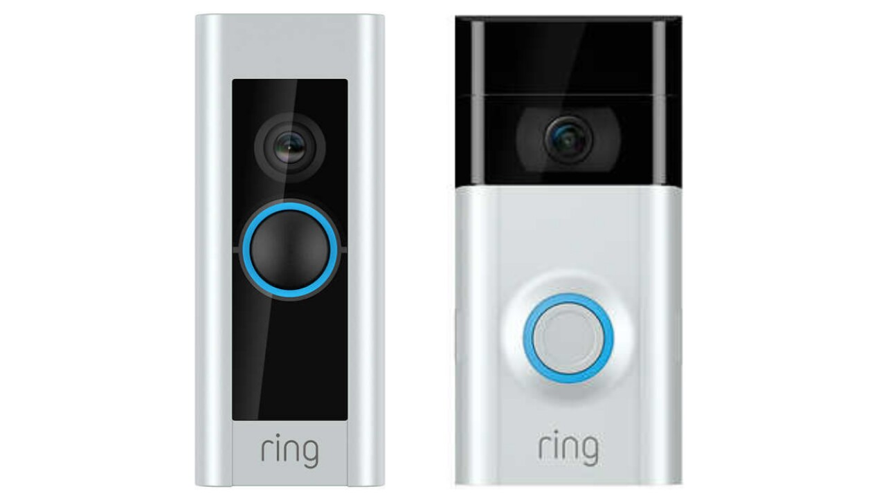 $50 off Ring doorbells, video cameras and alarms at Costco